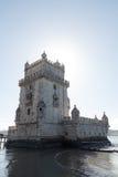 Torre de Belém em Lisboa imagem de stock royalty free