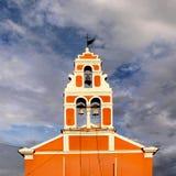 Torre de Belces de iglesia Imagenes de archivo
