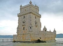 Torre de Belem 04 Stock Photography
