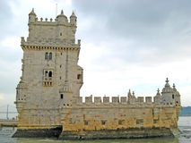 Torre de Belem 07 Royalty Free Stock Images