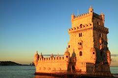 Torre de Belém Stock Photo