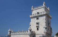 Torre DE Belem 2 royalty-vrije stock afbeelding