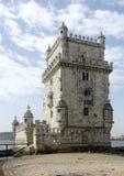 Torre de Belem Royaltyfri Fotografi