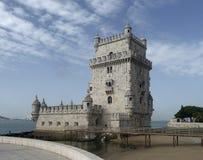 Torre de Belem Royaltyfri Foto