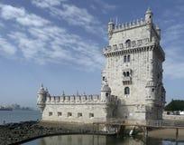 Torre de Belem стоковая фотография rf