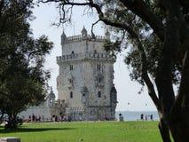 Torre de Belem Photographie stock libre de droits