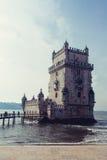 Torre De Belem Stockbilder