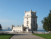 Torre de Belem Imagen de archivo libre de regalías