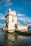 Torre de Belem (Belem Tower) Stock Photography