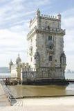Torre de Belem en Lisboa Fotografía de archivo libre de regalías