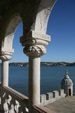 Torre de Belem, Lisboa Fotografía de archivo