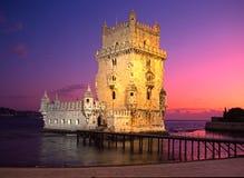 Torre de Belem, Lisboa, Portugal. Foto de archivo libre de regalías