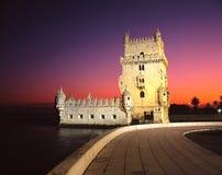 Torre de Belem, Lisboa, Portugal. Fotos de archivo libres de regalías