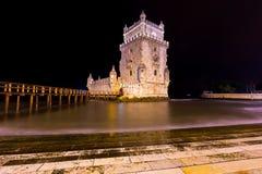 Torre de Belem, Lisboa, Portugal Fotografía de archivo
