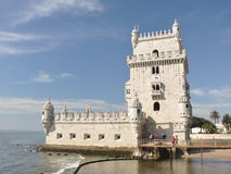 Torre de Belem, Lisbon Stock Photos