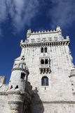 Torre de Belem in Lisbon Royalty Free Stock Photo