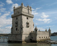 Torre de belem,Lisbon,Portugal Stock Photo