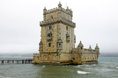 Torre de Belem, Lisbon Portugal Royalty Free Stock Images