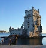 Torre de Belem in Lisbon Stock Photo