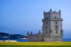 Torre de Belem, Lisbona Fotografia Stock Libera da Diritti