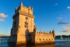 Torre de Belem - Portugal Photographie stock