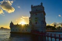 Torre de Belem - Portugal Photos stock
