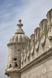 Torre de Belem in Portugal. Royalty Free Stock Images