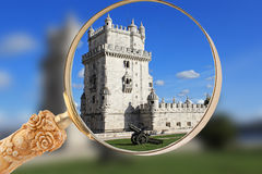 Torre de Belem, Portugal Stock Photography