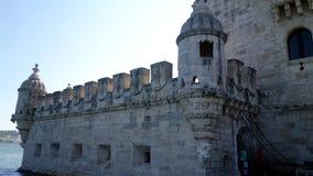 Torre de Belem torn, Lissabon Royaltyfria Foton