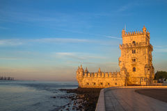 Torre de Belem tower, Lisbon Stock Photo