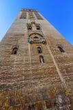 Torre de Bell da catedral de Sevilha Sevilha fotos de stock royalty free