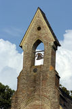 Torre de Bell da igreja fotos de stock