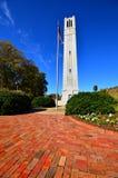 Torre de Bell del estado del NC Fotos de archivo libres de regalías