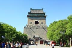 Torre de Bell do Pequim Foto de Stock