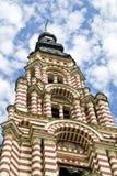 Torre de Bell em um céu do fundo Fotografia de Stock Royalty Free