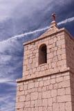 Torre de Bell en San Pedro de Atacama, Chile Fotografía de archivo