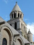 Torre de Bell en una iglesia Imagen de archivo libre de regalías