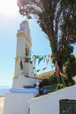 Torre de Bell grega Imagem de Stock