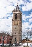 Torre de Bell no La Morra, Itália Imagens de Stock