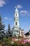 Torre de Bell no pustyn de Optina (monastério) Fotos de Stock Royalty Free