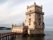 Torre de Belém (UNESCO) Royalty Free Stock Photography