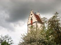 Torre de Bels imagens de stock