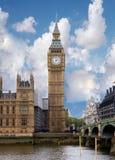 Torre de Ben grande en Londres Imagenes de archivo