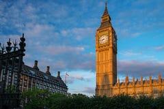 Torre de Big Ben Imagen de archivo libre de regalías