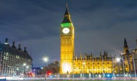 A torre de Big Ben, Londres, Reino Unido Imagem de Stock Royalty Free