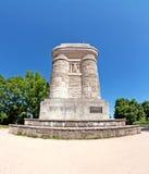 Torre de Bismarck, Stuttgart fotografía de archivo