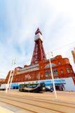 Torre de Blackpool imagens de stock royalty free