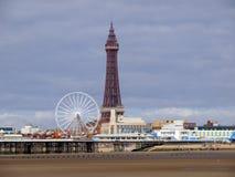 Torre de Blackpool Imagen de archivo libre de regalías