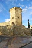 Torre de Boabdil en provincia de Lucena, Córdoba, Andalucía, España fotos de archivo libres de regalías