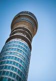 Torre de BT Fotografía de archivo libre de regalías